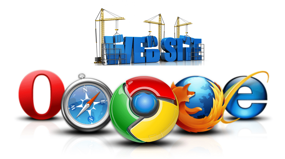 Request a website from us